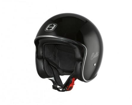 Helm Speeds Jet Cult schwarz metallic Größe L (59-60cm)