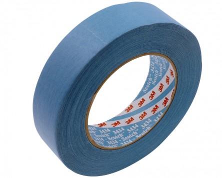 Abdeckband 3M 3434 blau - 24mmx50m