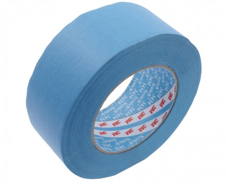 Abdeckband 3M 3434 blau - 48mmx50m