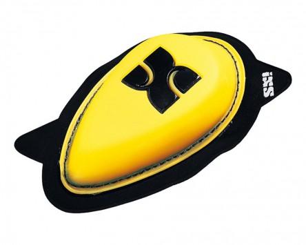 Ellbogen-/Knieprotektoren IXS schleifer SLIDER gelb-schwarz