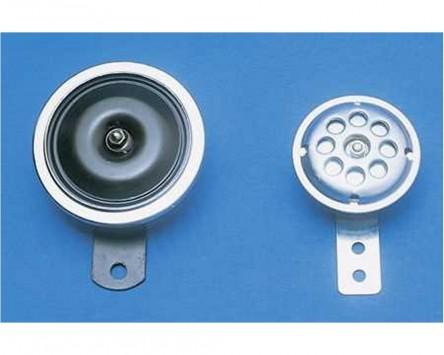 Hupe 7 Horn Sakura 6V klein-blank, 70mm