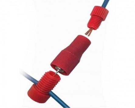 Kabel-Abzweigverbinder Posi-Tap 1,0 - 2,5 qmm, Blisterverpackung 6 Stück