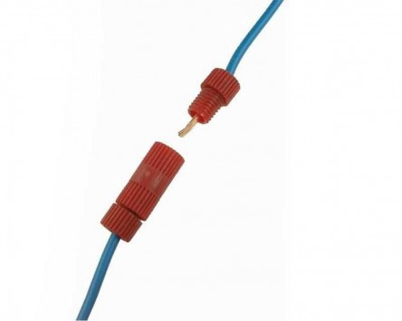Kabelverbinder Posi-Lock 1,0 - 2,5 qmm, Blisterverpackung 9 Stück