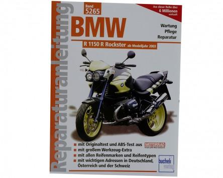 Reparatur-Anleitung BMW R 1150 Rockster, 03-