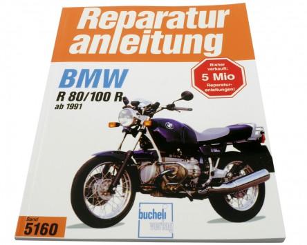 Reparatur-Anleitung BMW R80/100R, 91-97