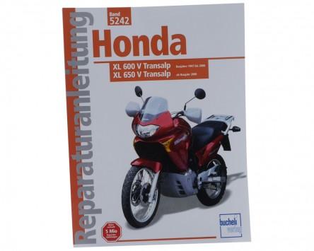 Reparatur-Anleitung Honda XL 600/650 V Transalp, ab 97/bzw. 00