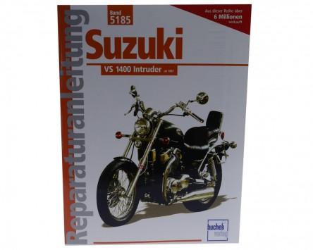 Reparatur-Anleitung Suzuki VS 1400 Intruder (ab 1987)