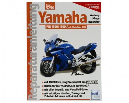 Reparatur-Anleitung Yamaha FJR 1300, 01-