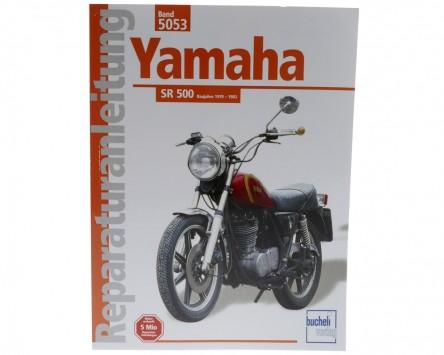 Reparatur-Anleitung Yamaha SR 500 (1979-83)