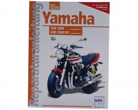 Reparatur-Anleitung Yamaha XJR 1200/1300, 95-