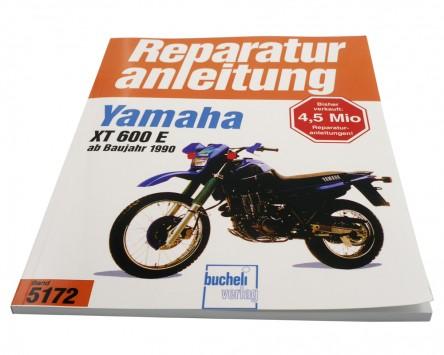 Reparatur-Anleitung Yamaha XT 600 E (90-)