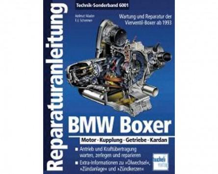 Buch Technik-Sonderband 6001, Wartung/Reparatur der BMW Vierventilboxer ab Bj 93