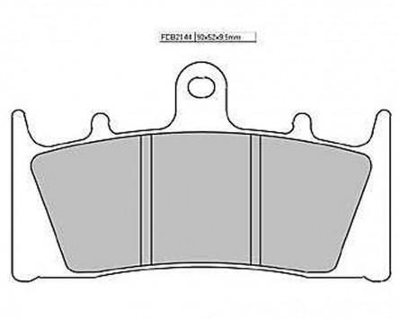 Bremsbeläge Sinter Racing Ferodo FDB 2144 XRAC