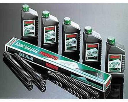 Gabelfedern für Suzuki SV1000S, Bimota SB 6, ZX 6R, 98-99, ZX 9 R, Bj.98-99