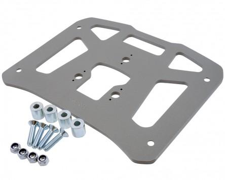 Gepäckträger Alu-Rack für Honda XLV125, 01-, XL650V, 00-, XRV 750, 93-