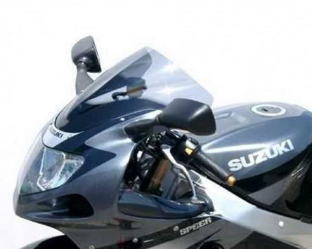 Scheibe MRA-Racingscheibe, Suzuki GSX-R 600, 01-03, GSX-R 750 00-03, klar