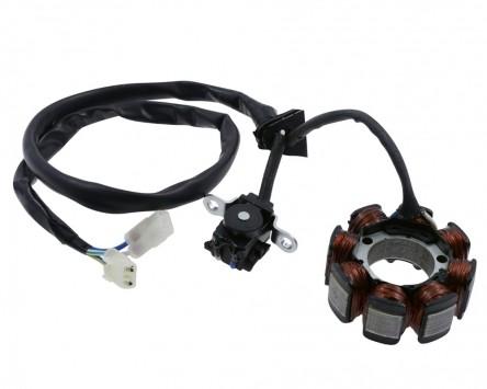 Lichtmaschine / Stator Honda CRF 250 R, 04-09, 450 R, 05-08