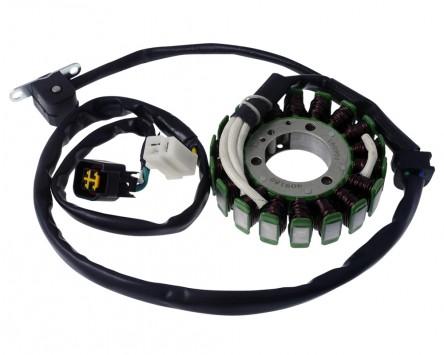 Lichtmaschine / Stator DR-Z 400 E/S, 00-09