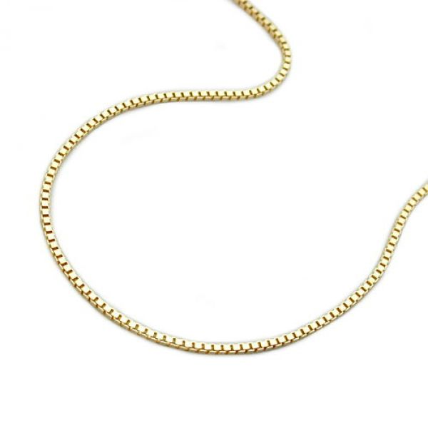 Collier, Venezianer-Kette 38cm 9Kt GOLD 38cm