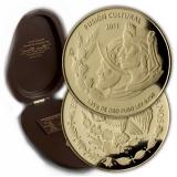 Mexiko - Cultural Fusion Indigena - 1/25 Oz Gold PP