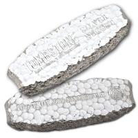 Tombstone - Silberbarren - 10 Oz Silber