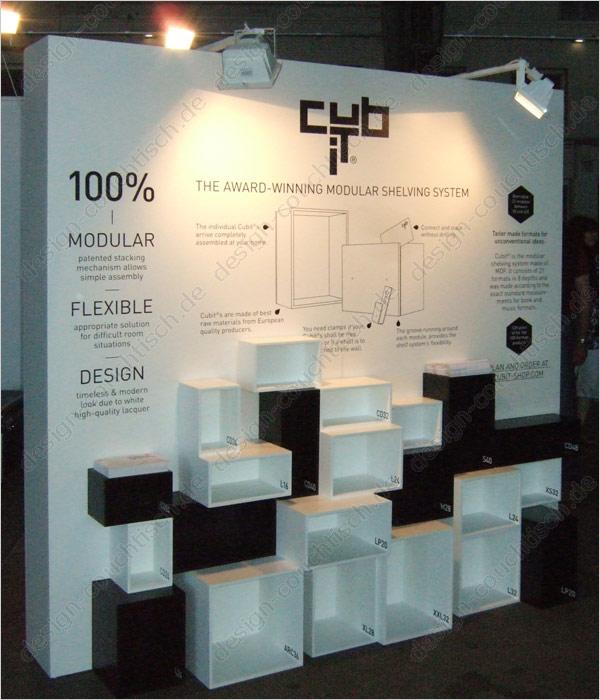 100% Modular - Flexible - Design